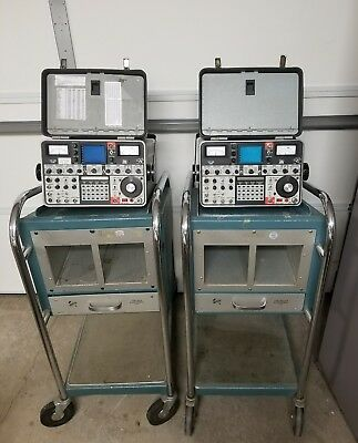 1x Ifrmarconi Fmam 1500 Communication Service Analyzer Aeroflex