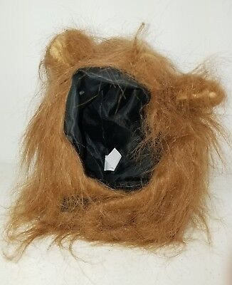 NWT Rubie's Pet Boutique Lion Mane Dog Halloween Costume Size Medium Large   Y6