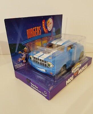 Chevron Toy Cars (The Chevron Cars MOE MUSCLE RETIRED- 2009 NEW in BOX Chevron Car)
