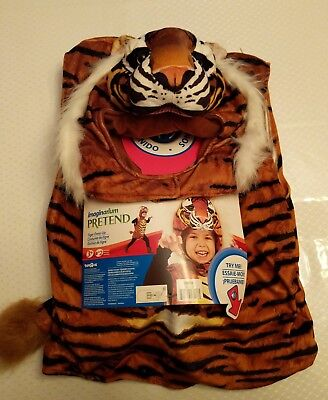Imaginarium  Play Tiger Dress Up with Realistic Sounds!! Costume Furry Halloween](Realistic Tiger Costume)