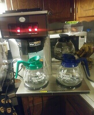 BUNN Commercial Coffee Maker w/ 3 Warmers free shipping ()