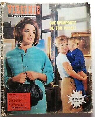 #1 Revista Virginia que M Cualquier Tono Pasados N22 de 1967