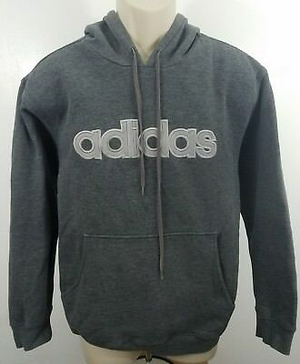 Adidas spell out big logo boost sweater Gray size small 1070