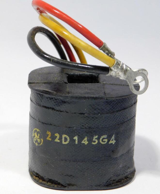 GE Controls General Electric Coil 22D145G4 NOS NIB