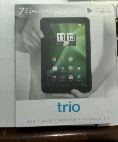 Trio Stealth G2 8 GB Tablet - 7 inches