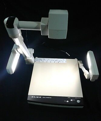 Elmo Visual Presenter Hv-3000xg Document Camera Presenter. Our 3