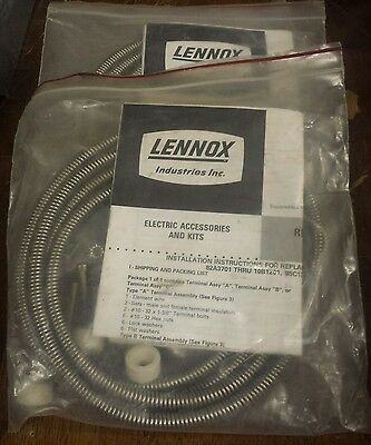 New Oem Lennox 82a Electric Element Repair Kit B Type 82a51 82a63 82a3701