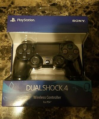 Official DualShock 4 Wireless Controller for PlayStation 4 - Brand New In Box