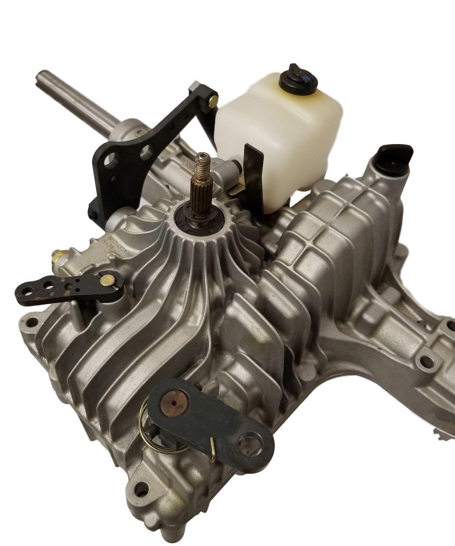 John Deere Original Equipment Fuel Tank #GY21876