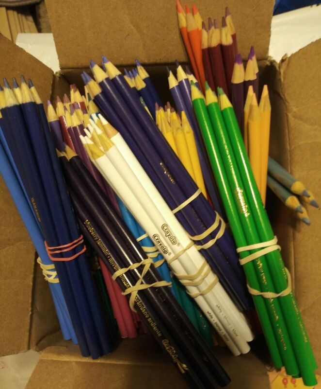 New Colored Pencils (Crayola/ Cra Z Art) 10 Packs PICK YOUR COLOR