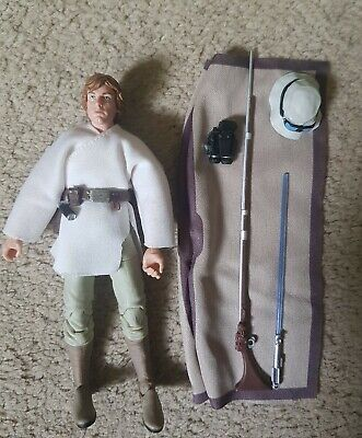 STAR WARS BLACK SERIES - Luke Skywalker Figure (6inch, from LANDSPEEDER set)