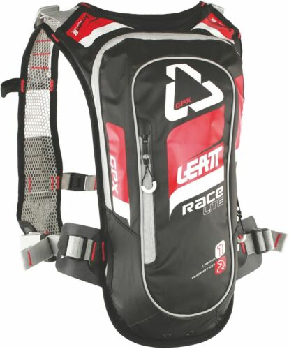 Leatt Hydration Pack GPX Race 2.0 System Hands Free Backpack MTB ATV MX Cycle