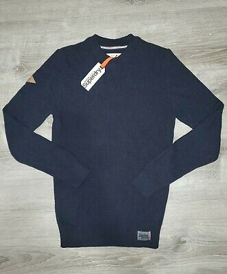 superdry men size small NWT sweater $88