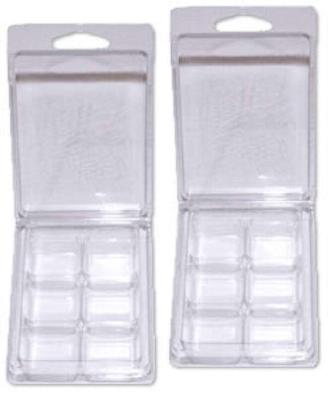 Premium Wax Melt Clamshells - 100 pcs.