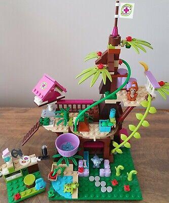 Lego Friends .. 41059 .. Jungle Tree  Sanctuary .. No Box .. Vgc