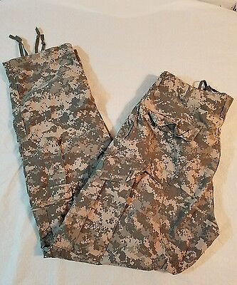 US MILITARY ISSUE BDU  DIGITAL CAMOUFLAGE Pants HUNTING size Medium-Long #D