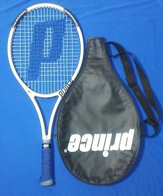 PRINCE WARRIOR 25 Junior Tennis Racquet Graphite Composite Racket JR. With Case