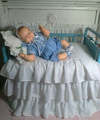 Vintage Vogue Baby Dear Doll With Wardrobe It's A Boy