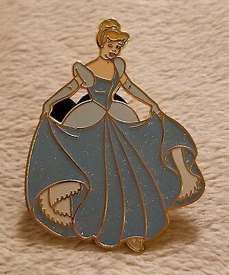 Walt Disney 2004 Cinderella Sparkle Princess Lapel Trading Pin Collector