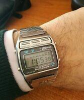 Seiko A134-5000 Made In Japan Lcd Quartz Rare Vintage Watch (all Original) -  - ebay.it
