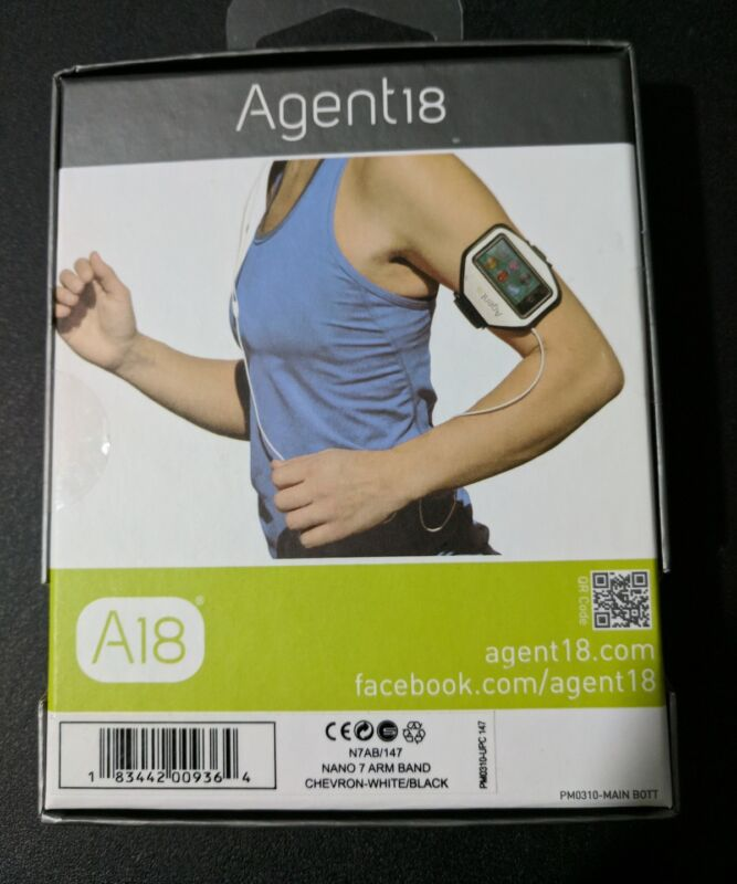 Agent18 Armband Shell Case Cover for IPOD NANO 7th