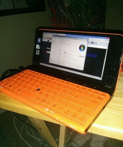 Sony Vaio P VPCP119KJ LifeStyle UMPC  1.60GHz 64GB,2 gigs of ram windows 7