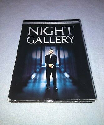 The First Halloween Horror Nights (Night Gallery - The Complete First Season DVD **HALLOWEEN**)