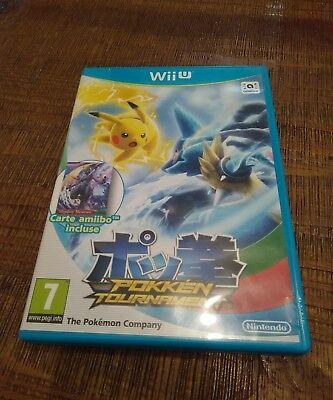 Jeu vidéo Pokemon Tournament Nintendo Wii U