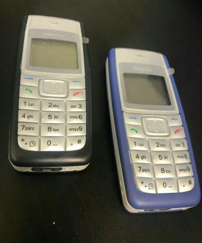 Details about Nokia 1112 Unlocked Mobile Phone Handset JAVA Bar Cellphone  GSM GPRS 2019