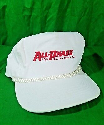 All Phase Electric Supply Co Hat Strapback Cap
