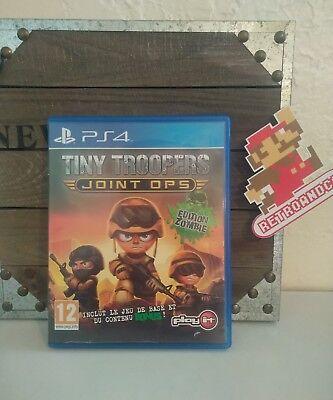 Jeu vidéo Sony Playstation 4  Tiny Troopers PS4