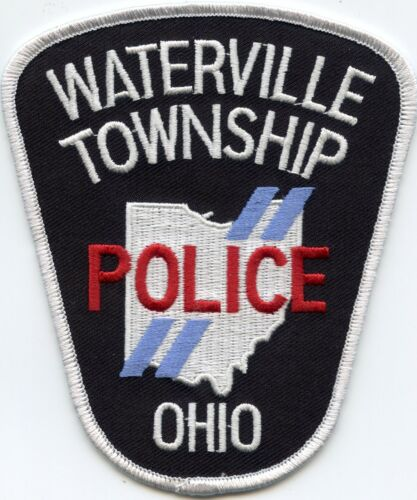 WATERVILLE TOWNSHIP OHIO OH POLICE PATCH