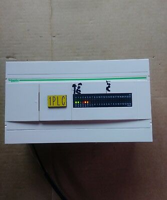 Schneider Electric Twdlcae40drf  Twido Twdlcae40drf  Used 100 240 Vac