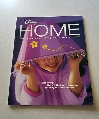 Plaid Disney home 2000 paperback next best thing to a magic wand painting