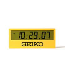 Brand New Unused Seiko Lunar Miniature Marathon Sports Big Timer Alarm Clock
