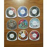 PSP Game UMD Movies Choice