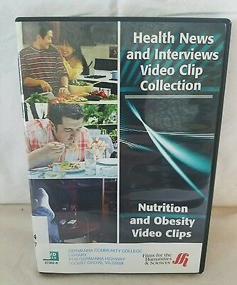 Health News And Interviews Nutrition And Obesity Video Clips Bvl37382 Films