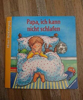 Gehen Zähne (Papa, ich kann nicht schlafen Buch Tobias schlafen gehen Zähne putzen Angst )