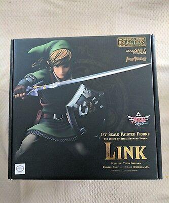 NEW Legend of Zelda Skyward Sword Link 1/7 Figure Good Smile Company WHS ~USA