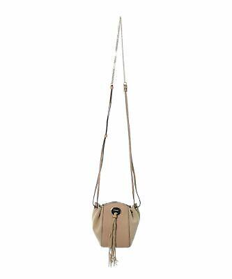 CHLOÉ Beige Leather Shoulder Bag 650520