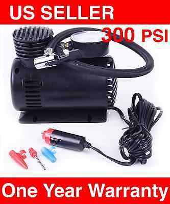 300 PSI 12V Car Pump Auto Portable ...
