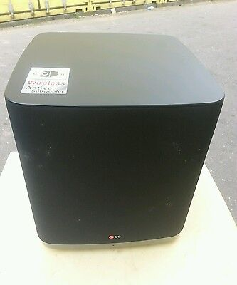 LG Wireless Active Subwoofer  S54A1-D  ONLY for LG home theater