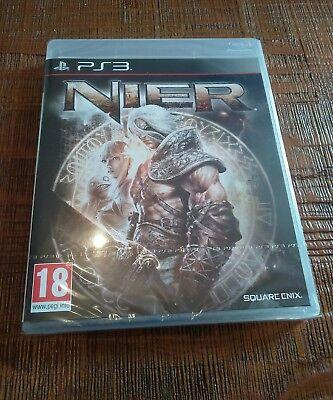 jeu vidéo sony playstation 3 ps3 NIER neuf sous blister officiel