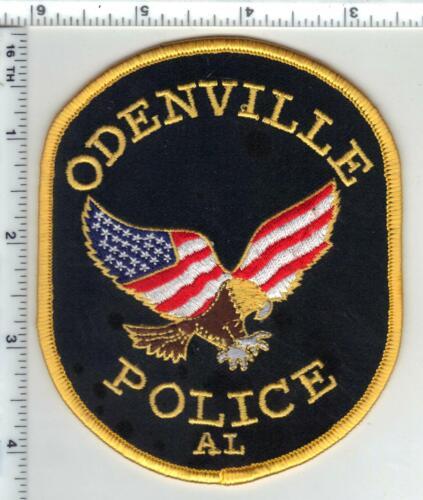 Odenville Police (Alabama) 2nd Issue Shoulder Patch