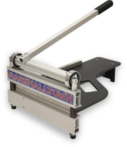"MARSHALLTOWN LWFS13 13"" Lightweight Vinyl Plank & Laminate Flooring Cutter"