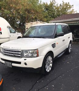 PRICE DROP 2008 Land Rover Range Rover Sport Supercharged