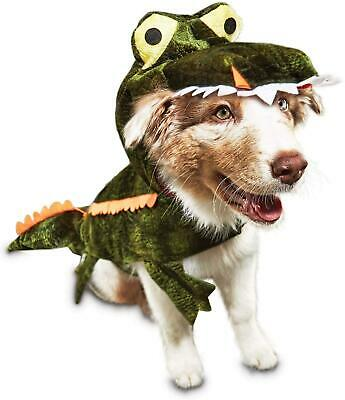 X Small Dog Halloween Costumes (Bootique Dog Halloween Costume XS Alligator Later Gator X-Small)
