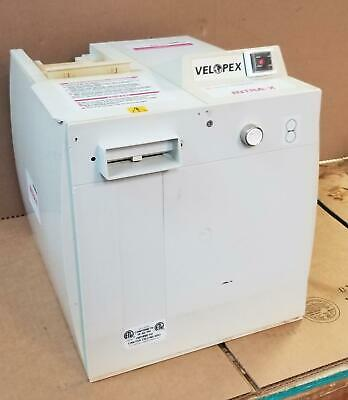 Velopex Intra-x Intra Oral X-ray Film Processor For Dental Vet Medical P 2nd