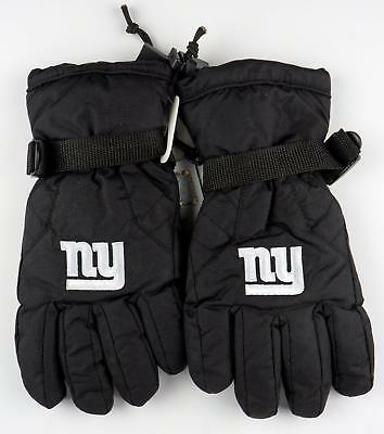 New York Giants Kids Youth Ski Snow Gloves Set - One Size fits Most - Great Gift