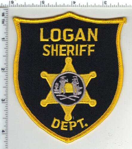 Logan Sheriff (West Virginia) 1st Issue Shoulder Patch